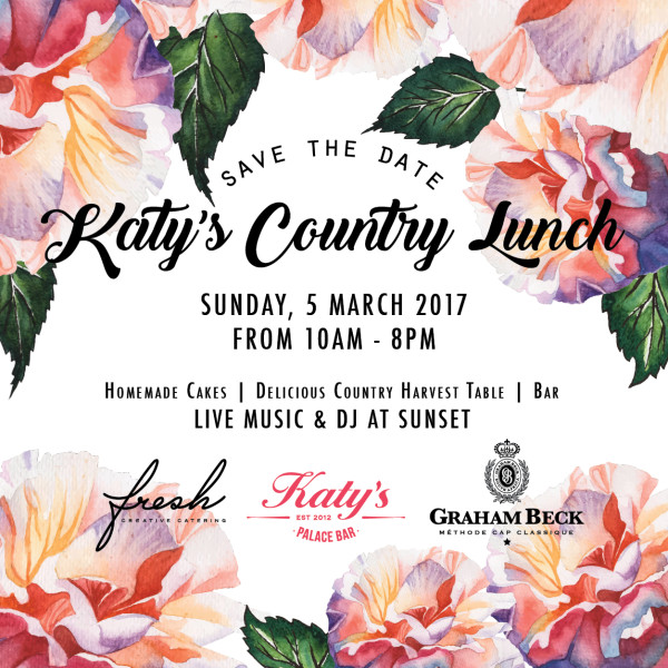 Sunday Lunch March 2017