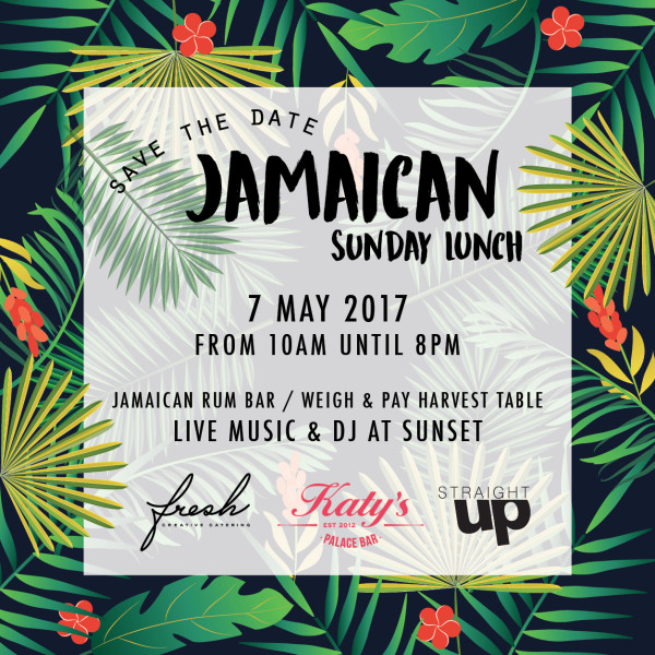 Sunday Lunch May 2017